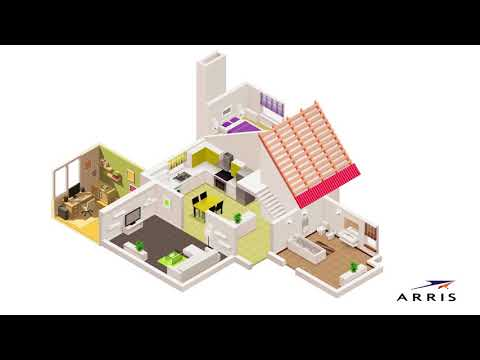 Setting up your ARRIS Internet, Wi-Fi & Voice Modem - YouTube