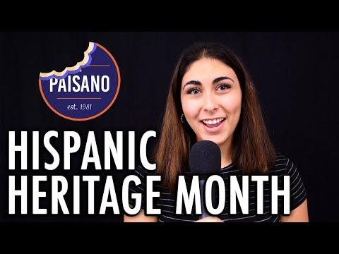 Hispanic Heritage Month- Paisano Bite