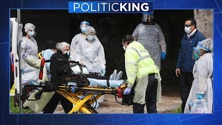 PoliticKing Новый этап в борьбе США с коронавирусом