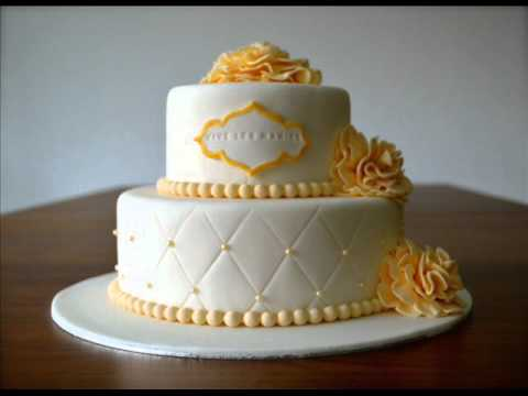 How to make your small wedding cake stand out youtube how to make your small wedding cake stand out junglespirit Images