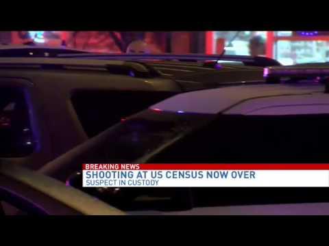 U.S. Census Bureau shooting - 9:30 p.m. cut-in