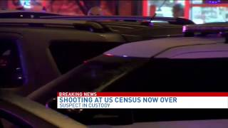 U.S. Census Bureau shooting - 9:30 p.m. cut-in