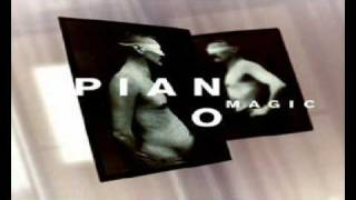 Watch Piano Magic Incurable video