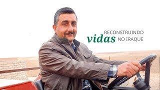 Reconstruindo vidas no Iraque