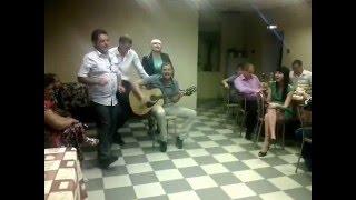 Гуляй свадьба, да с гитарой, песня супер, голос от бога!