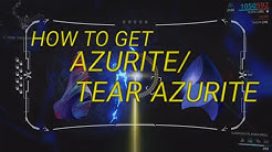 "Warframe | Where to/ How to Get ""Tear Azurite"" Guide [2019] (Subscribe)"
