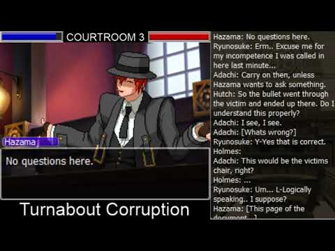[Case] Turnabout Corruption