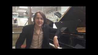 Daniil Trifonov @ Palau de la Música Catalana. 4/11/2014
