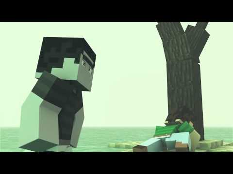 TO KILL A YOUTUBER FINALE 'mlgHwnT' (Minecraft Animation)