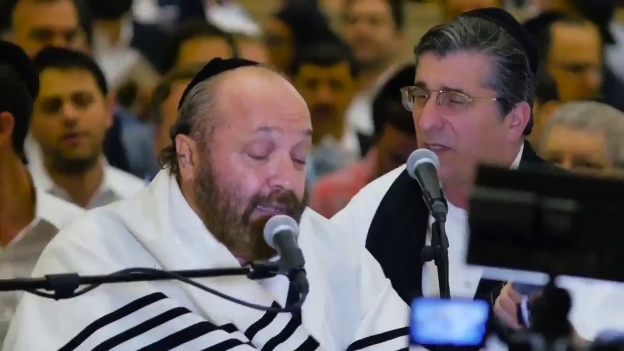 The Holy Night of Selichot with Yehuda Green