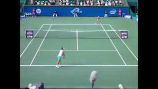 ■ HP JAPAN WOMEN'S OPEN TENNIS 2013 ■ EUGENIE BOUCHARD VS SAMANTHA STOSUR ③