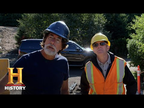 The Curse Of Oak Island: STUNNING DISCOVERY LINKED TO MONEY PIT (Season 4) | History