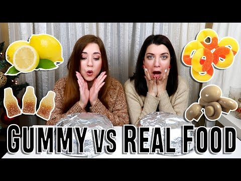 Gummy VS Real Food with Maggie Depp | Miss Madden