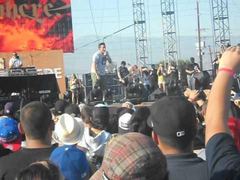 Atmosphere at Rock the Bells 2012 pt. 1