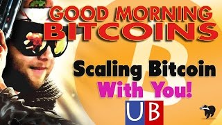An Interview with You! about Scaling Bitcoin (Mar 25, 2017)