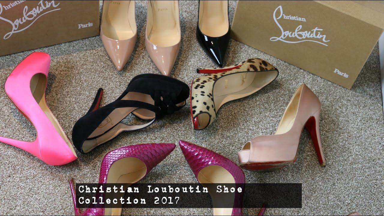 Christian Louboutin Shoe Collection