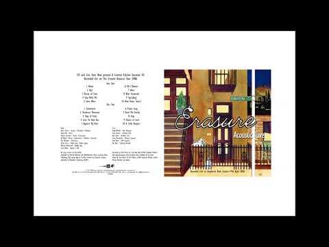 Erasure - Ship Of Fools (acoustic live at Sheperds Bush Empire) [HQ]