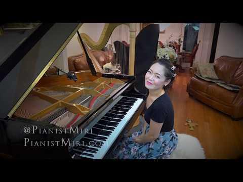 Ariana Grande, Justin Bieber - Stuck with U | Piano Cover by Pianistmiri 이미리