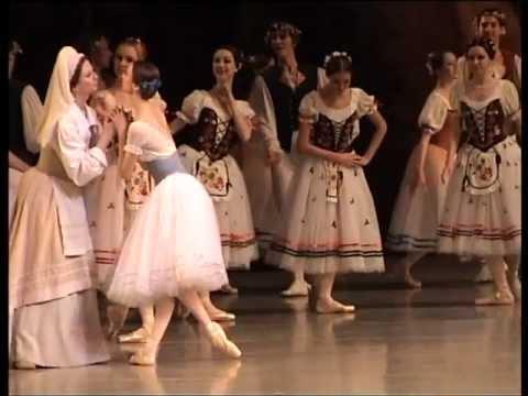 Захарова-Жизель (2) Вариация+Вставн.Пдд- 4.03.13 Мариинск.