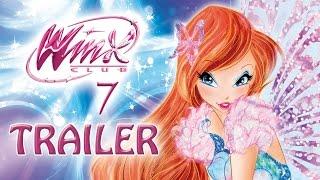 Winx Club - Temporada 7 - Tráiler Oficial en Inglés