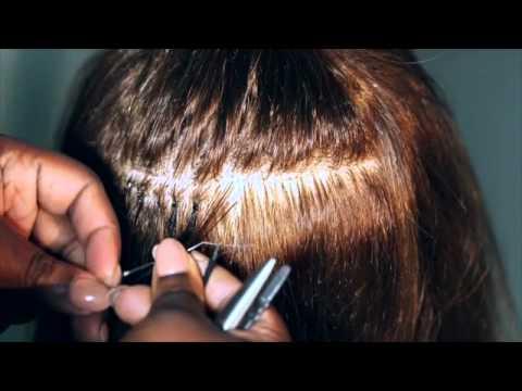 Nano Rings hair extensions by houseofhairuk