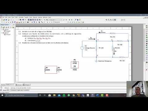 Análisis de circuitos en corriente directa: Circuito RLиз YouTube · Длительность: 28 мин17 с