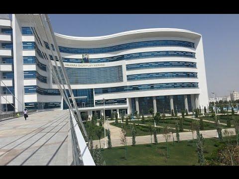 CAE Healthcare Turnkey Solution   TürkmenSim Int'l Sim Ctr