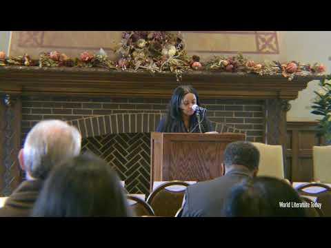2017 Neustadt Festival Poetry Readings: Mahtem Shiferraw, Talks about Race