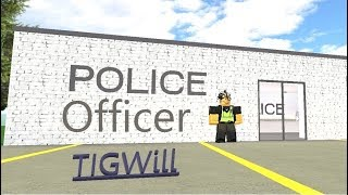 ROBLOX: GREENVILLE FREE POLICE TOOLS (2018)