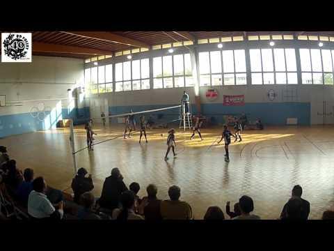 BO   ILLAC Benjamines Coupe de France T1 16102016