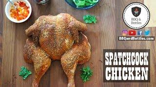 Spatchcock Chicken (Keto)