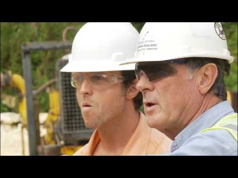 Spiecapag PNG LNG Project pipeline construction 2015