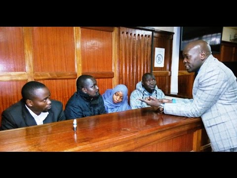 4 APs deny killing lawyer Kimani, client and cab driver