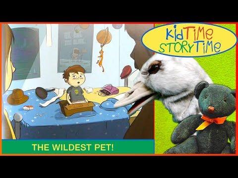 WILD WILD WEASEL | Kids Books Read Aloud!