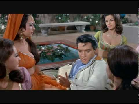 ELVIS PRESLEY - ALL 31 MOVIES MONTAGE