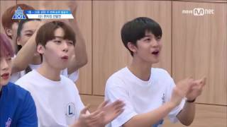 Produce 101 Season 2 Punch King tournament