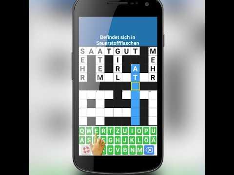 Viele Kreuzworträtsel