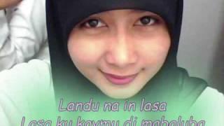 """tausug song """"Sumping""""  BY RUFAIDA with lyrics"""