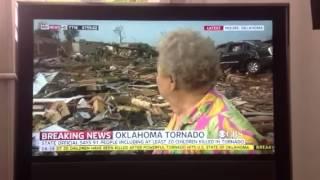 Schnauzer Survives Oklahoma Tornado
