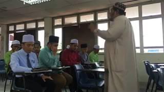Tarannum Nahawand, Hijaz, Rast, Jiharkah, Sikah, Soba - Surah Maryam