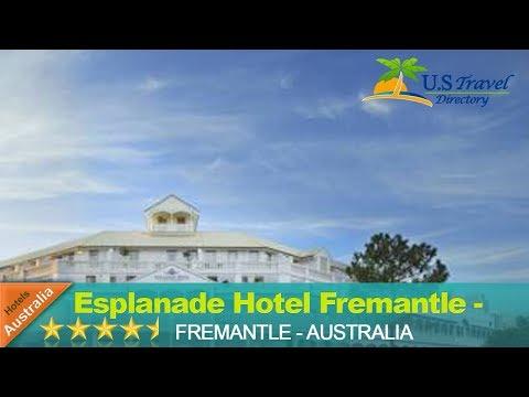 Esplanade Hotel Fremantle - By Rydges - Fremantle Hotels, Australia