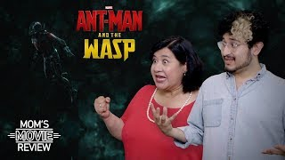 Mexican Mom REVIEWS ANT-MAN and the WASP | Mom's Movie Review S2 - mitu
