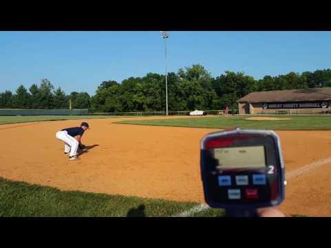 Blake Palmer Baseball Skills Video (Long Version)