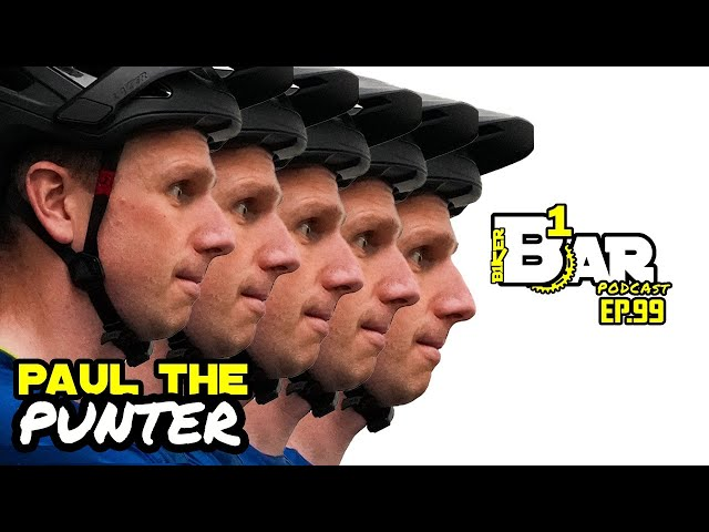 Ep. 99 - Paul the Punter