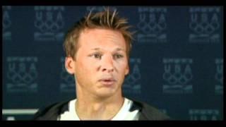 Brent Fox 2010 Winter Olympics Nordic combined