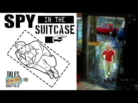 The Secret Spy Suitcase Mystery   Tales From the Bottle