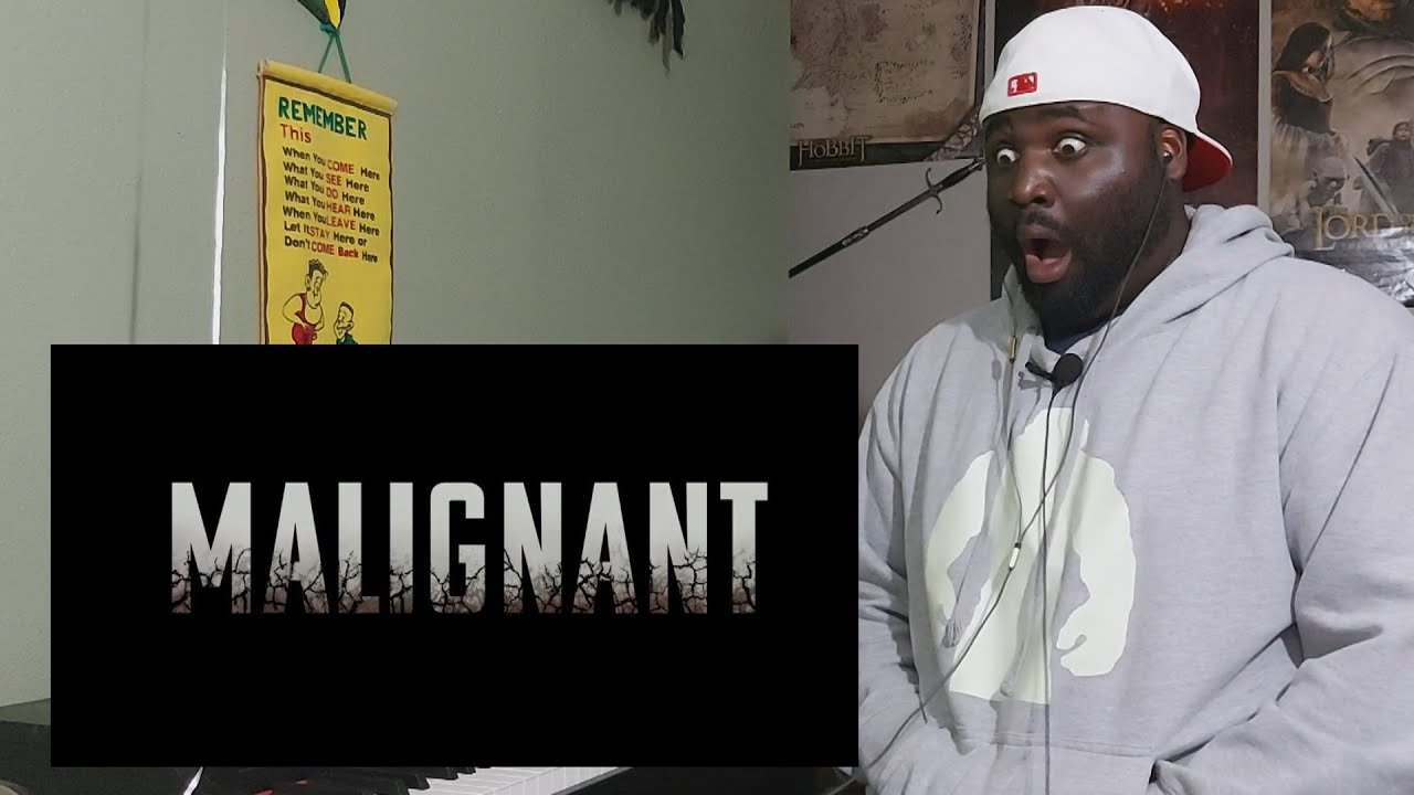 Malignant Official Trailer_JamSnugg Horror Reaction