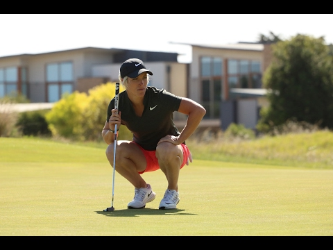 Final round replay - Oates Vic Open