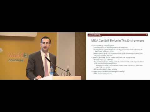 The Impact of Exchange Consolidation on End Users - Joe Gawronski, World Exchange Congress