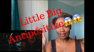 Brit reacts to LITTLE BIG — ANTIPOSITIVE (live) [It's a Vibe]